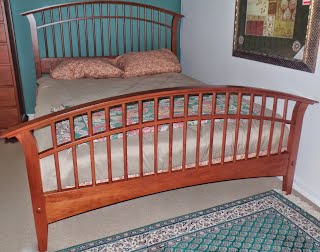 Shaker Windsor Bed
